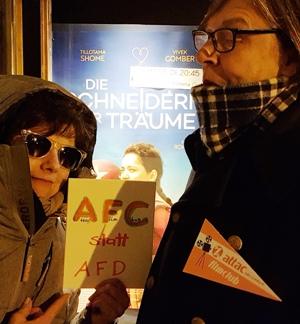 Attac Film Club (AFC): Sorry, we missed you