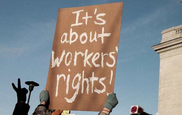 Arbeitsunrecht in Deutschland *So, 18. Nov*