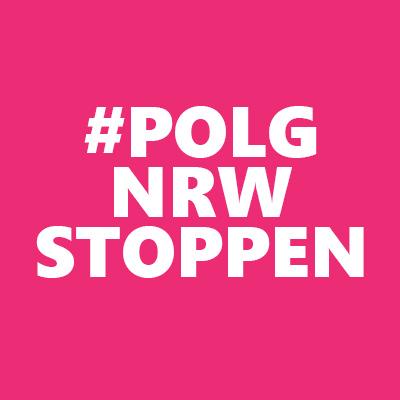 Polizeigesetz NRW stoppen! *Sa, 8. Dez*