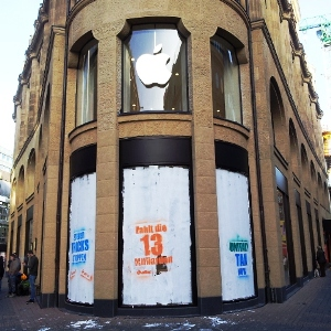 Apple, bezahlt eure 13 Mrd. Steuern!