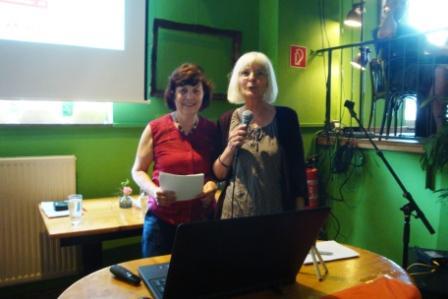 Düsseldorfer Friedenspreis an Margaret Buslay