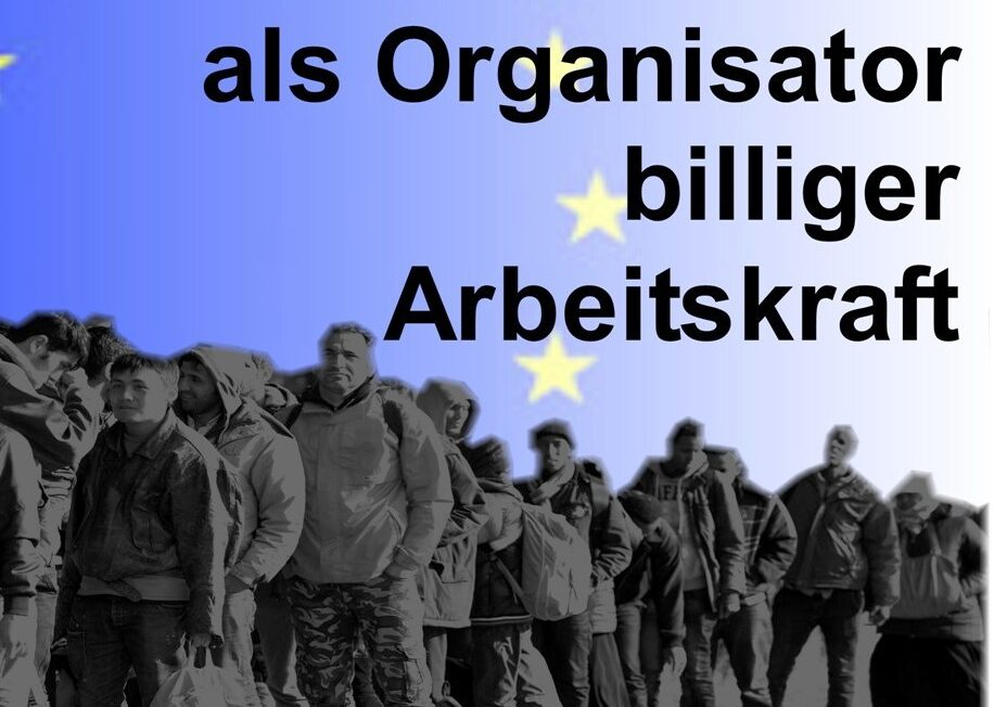 Die EU als Organisator billiger Arbeitskraft