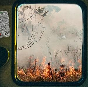 Der Zug der Zerstörung - Film und Diskussion